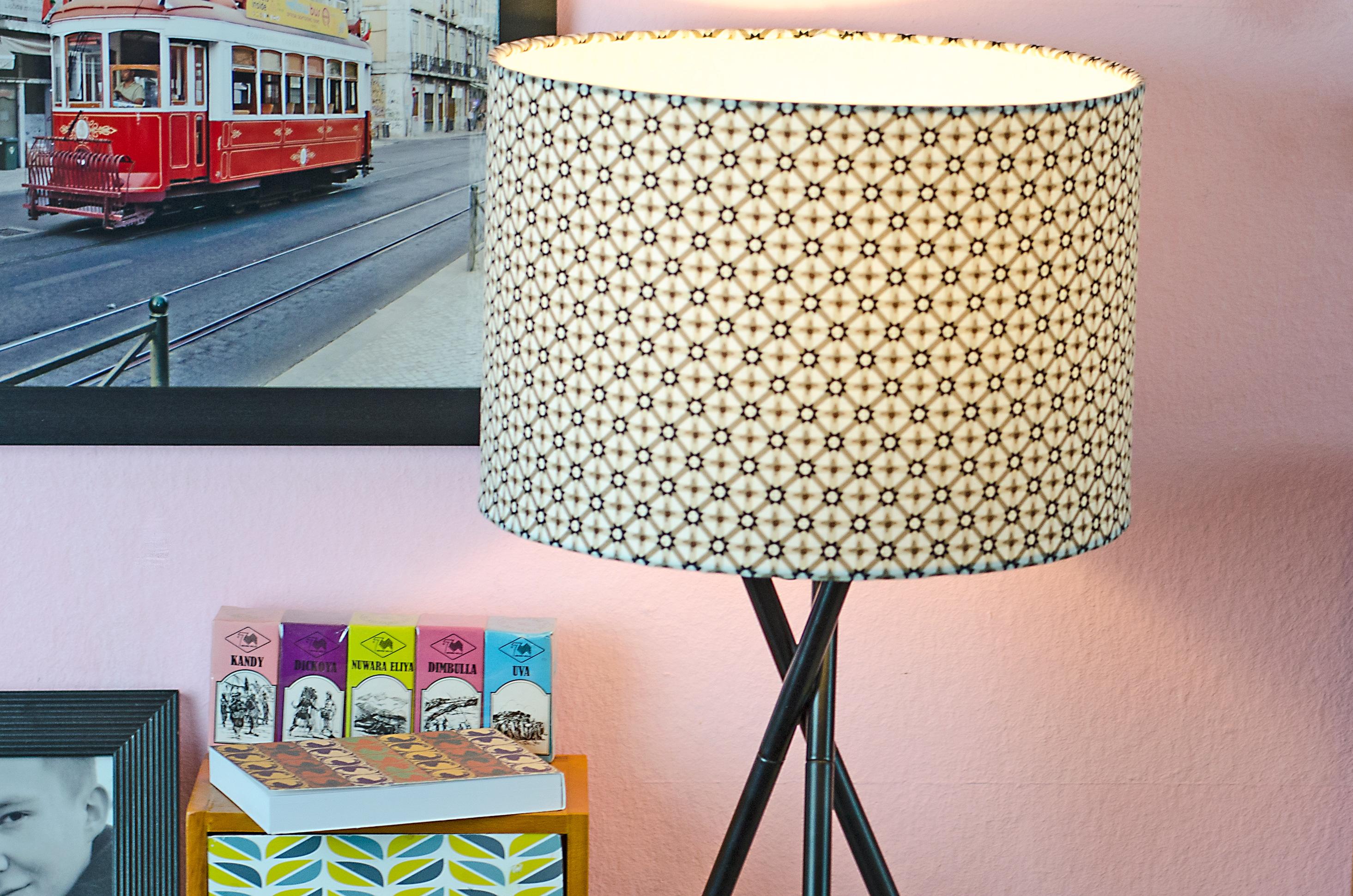 Lampe Jane im Retrostyle von Maisons du Monde