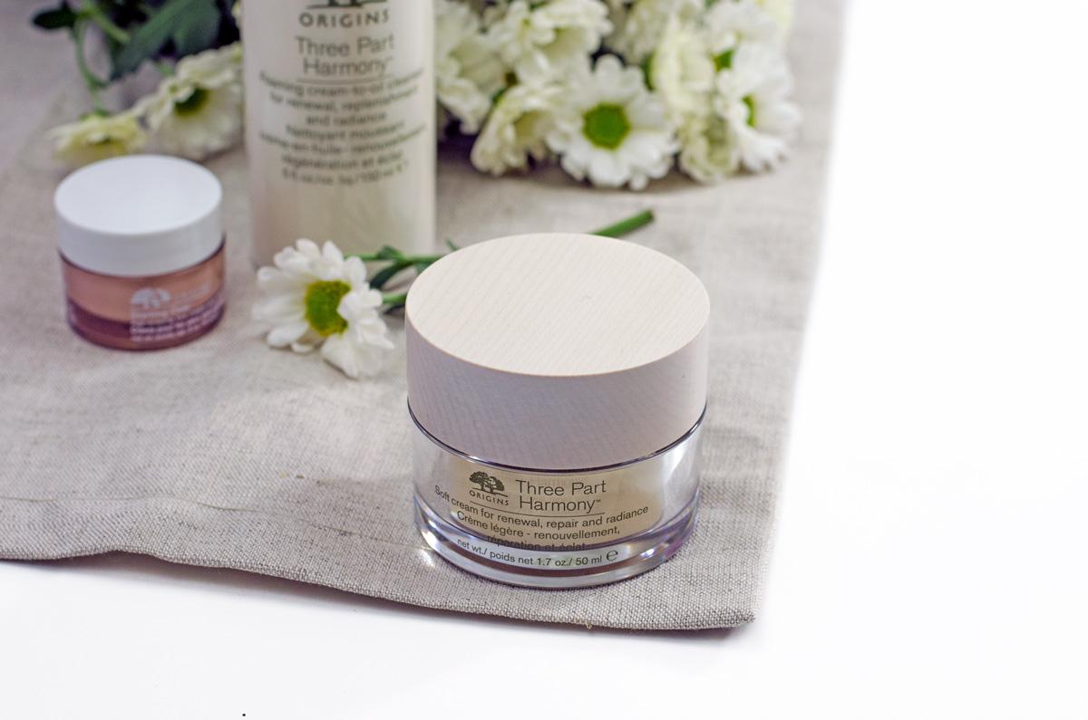 Origins Three Part Harmony | Gesichtspflege Ü50 | Soft Cream For Renewal, Repair and Radiance