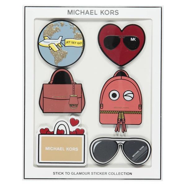 Gepäcksticker von Michael Kors
