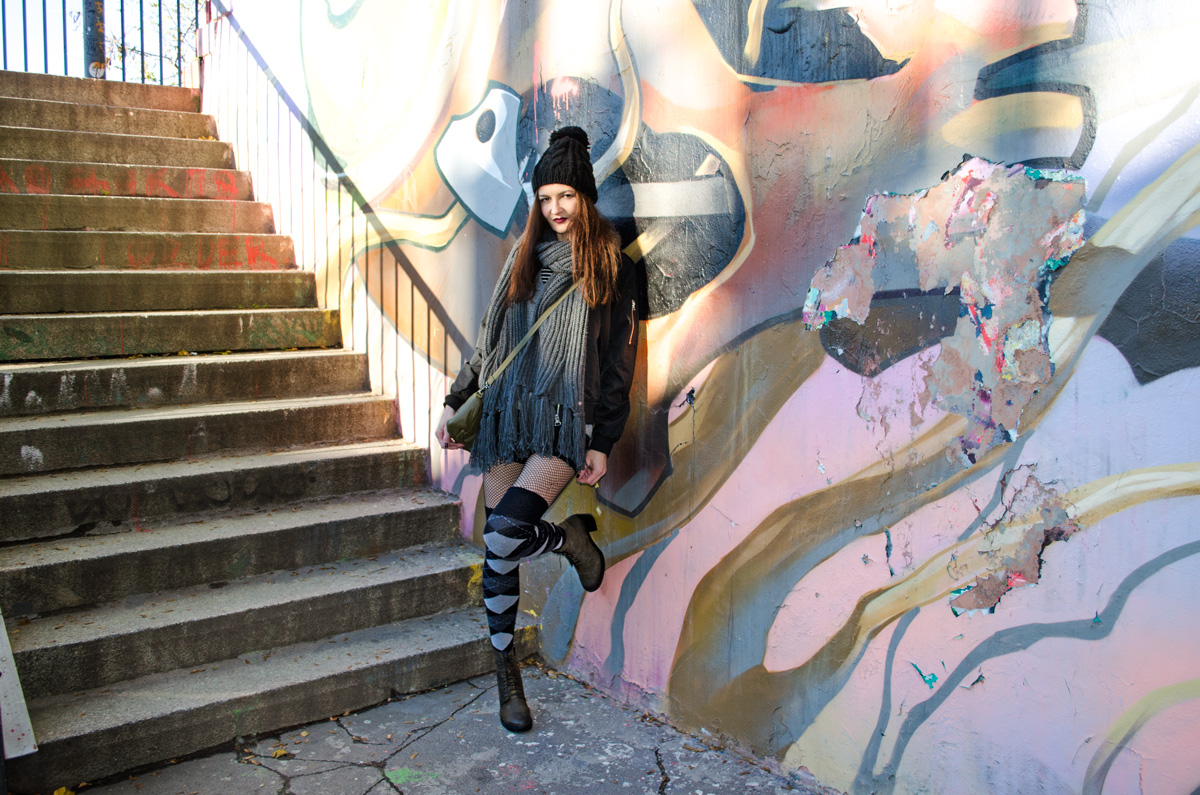 The Punk inside | Mein Outfit mit Urban Outfitters