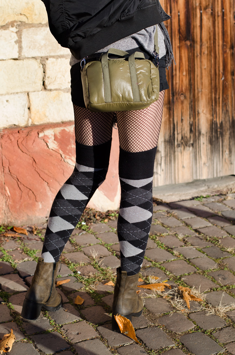 The Punk inside | Mein Outfit mit Urban Outfitters | Vagabond Lace Up Boots Tilda