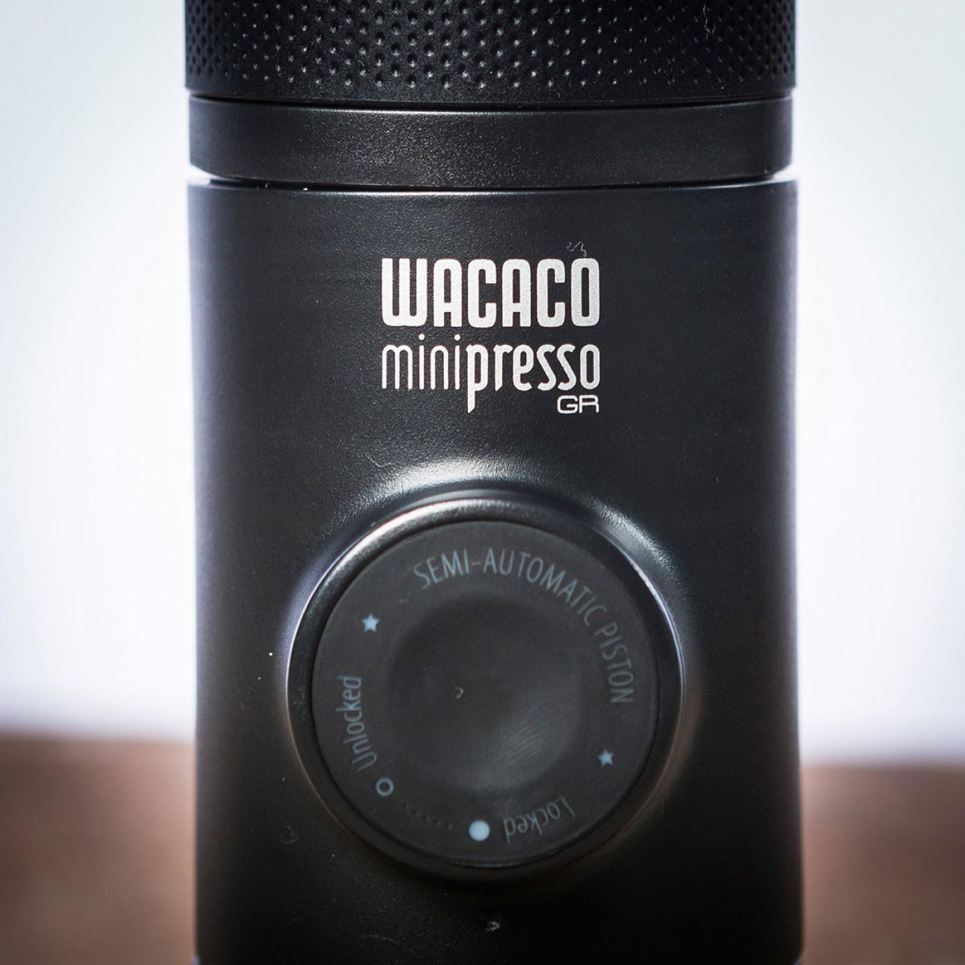 Minipresso | Die kleinste Kaffeemaschine der Welt