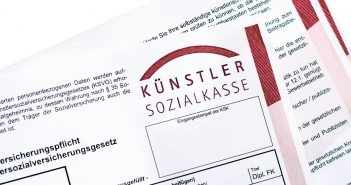KSK versichtert   Künstlersozialkasse & Blogger