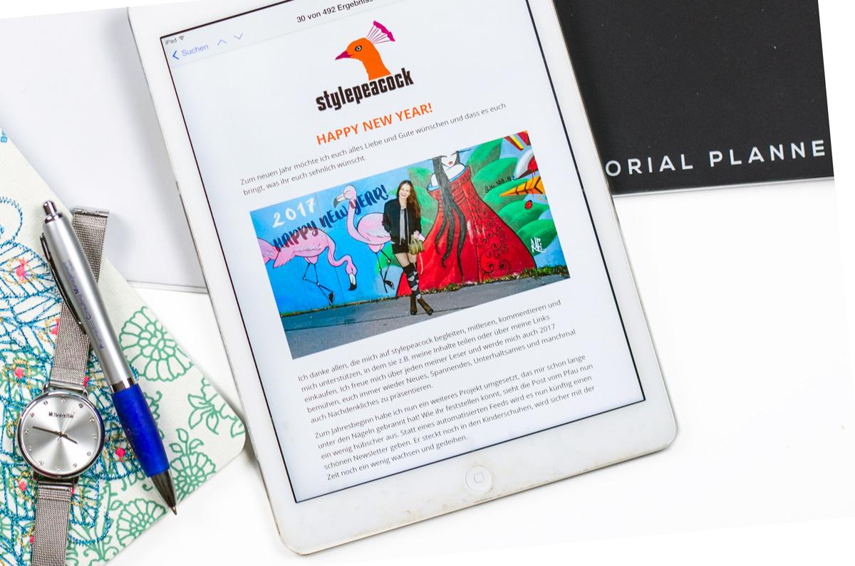 Newsletter mit MailChimp!   Mehrwert für Leser?