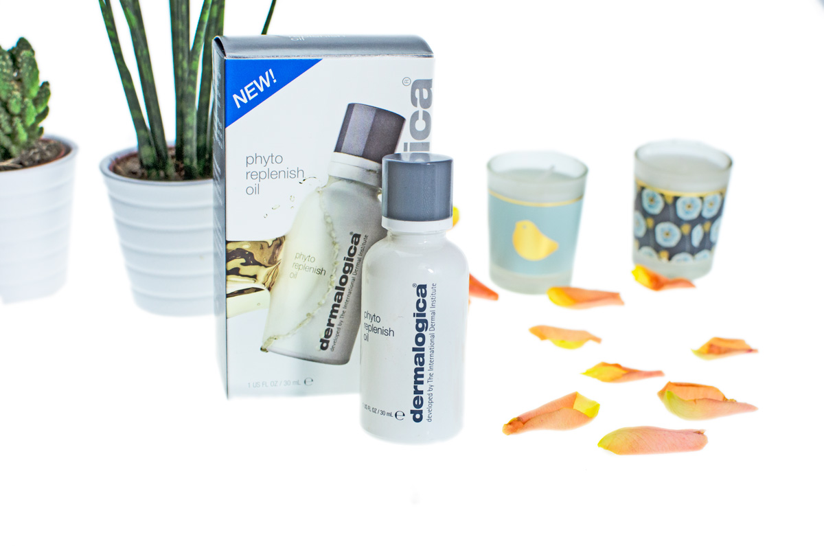 Dermalogica Phyto Replenish Oil: Review