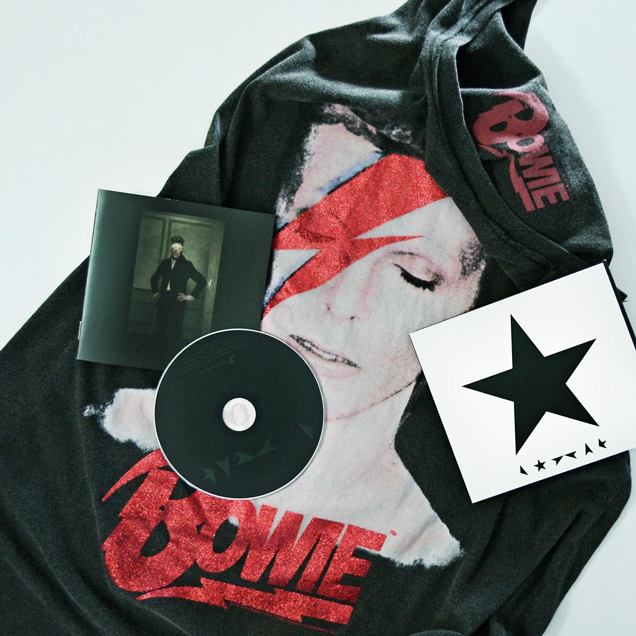 Bye Bowie | Blackstar