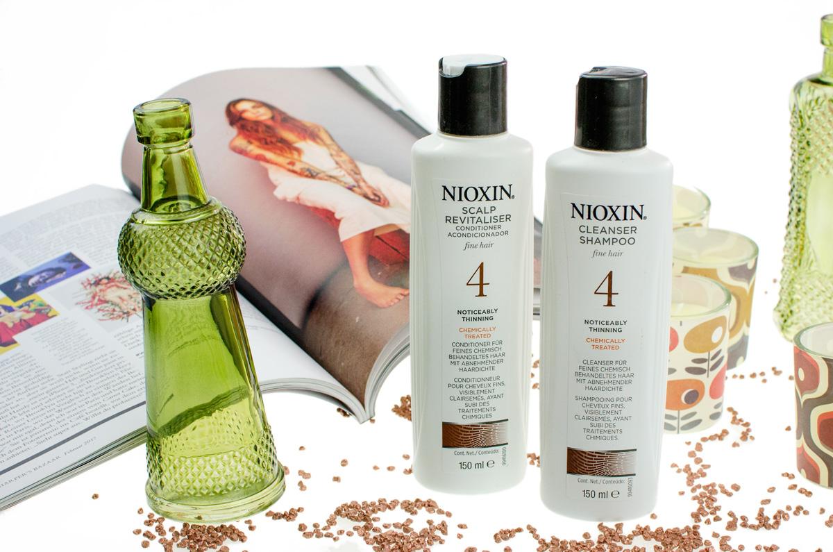 BEST OF 2016   Top 10 meiner Pflegehighlights   Nioxin Shampoo & Scalp Revitalizer