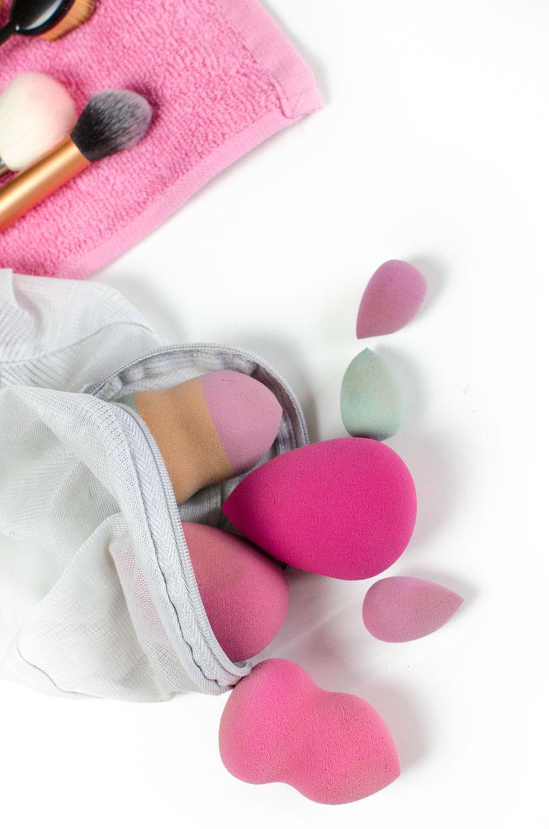 Reinigung von Pinselm, Beauty-Tools, Schwämmchen & Bürsten! Pinsel-Wäsche leicht gemacht!
