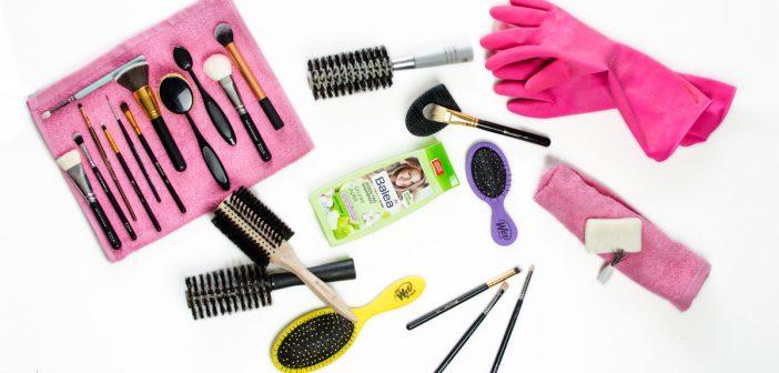 Pinselreinigung & Pinselpflege leicht gemacht. Wie du ganz leicht deine Makeup-Pinsel sauber machst und pflegst. Clean up your make up brushes and beauty tools !