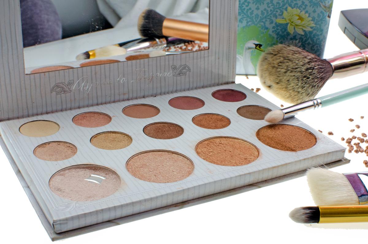 Top10 MakeUp Favoriten 2016 | Carli Bybel Palette