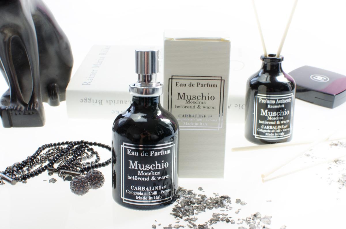 CARBALINE Eau de Parfum - Moschus & Farngras CARBALINE Eau de Parfum - Muschio (Moschus & Farngras)