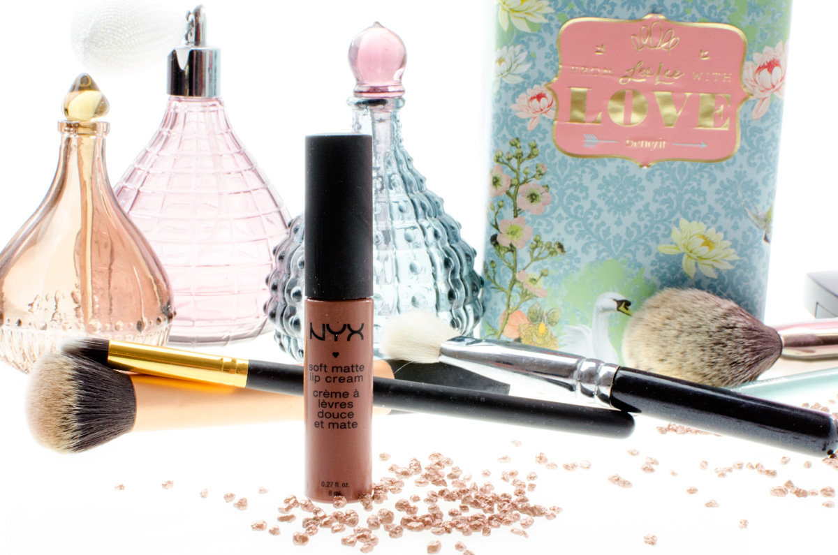 op10 MakeUp Favoriten 2016 | NYX Soft Matte Lip Cream Abu Dhabi