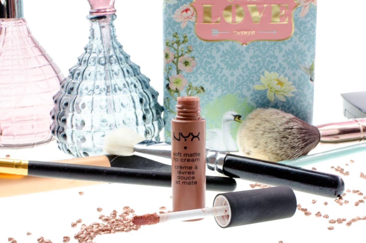 Top10 MakeUp Favoriten 2016 | NYX Soft Matte Lip Cream Abu Dhabi