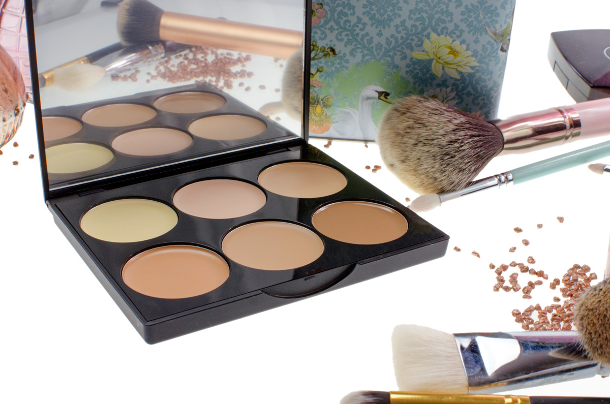 Top10 MakeUp Favoriten 2016 | Sleek Contouring Palette