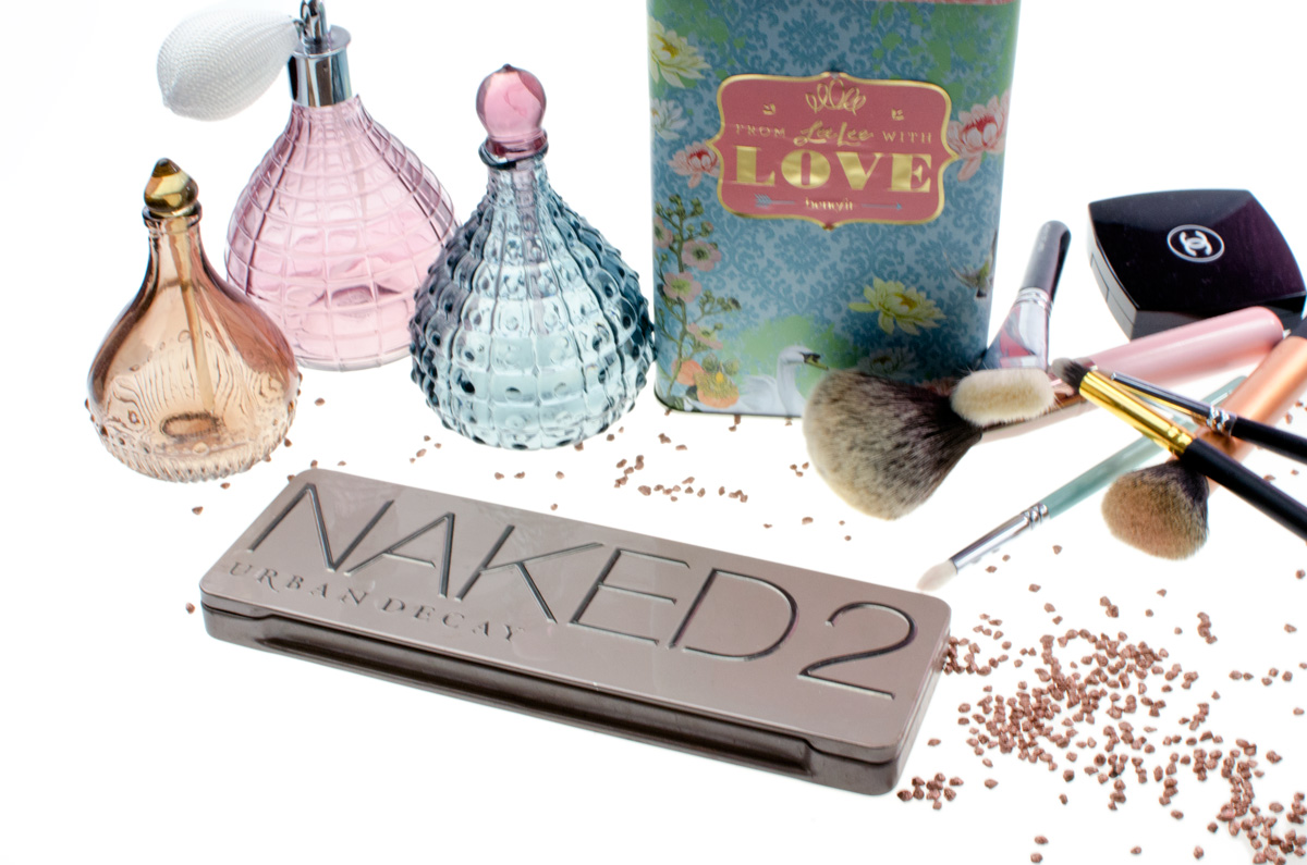 Top10 MakeUp Favoriten 2016 | Urban Decay Naked2 Palette