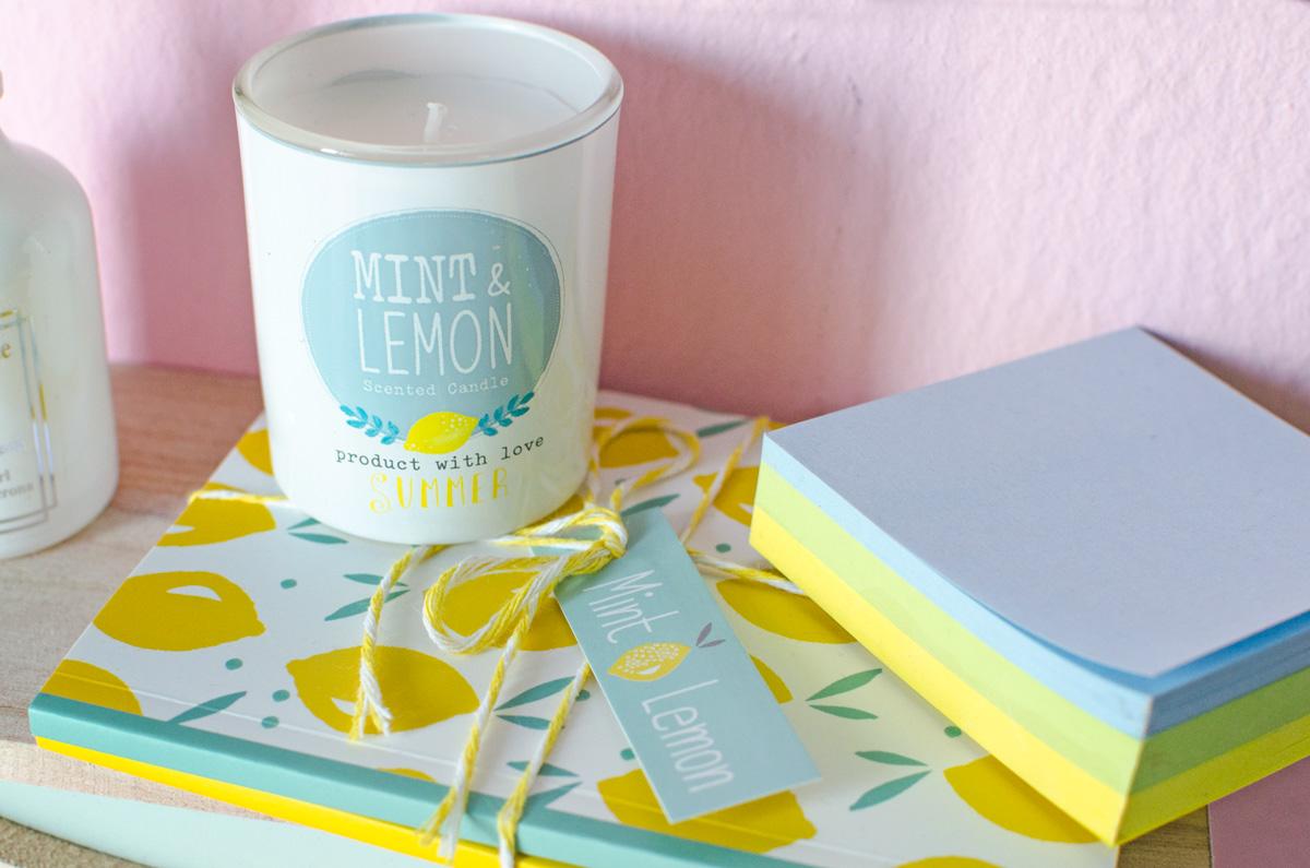 Maisons du Monde | Interior Trend Spring 2017 | Mint & Lemon | My Home Office