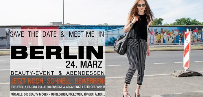 Meet me in Belrin | Origins Event mit stylepeacock