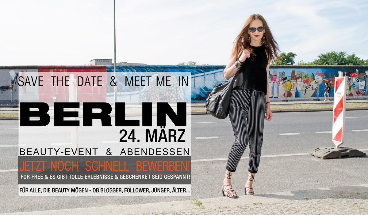 Meet me in Belrin | Origins Event mit stylepeacock