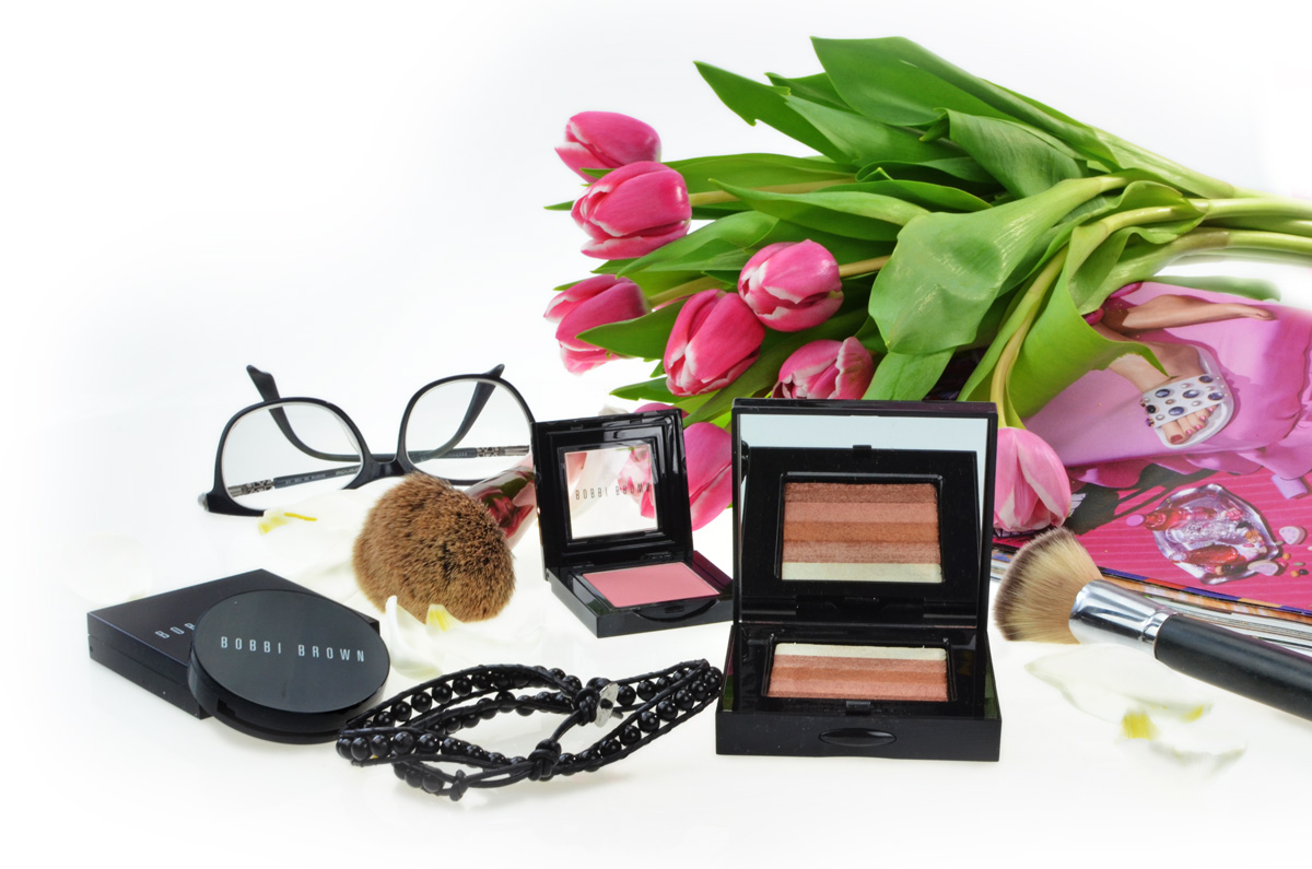Bobbi Brown POT ROUGE FOR LIPS & CHEEKS, BRIGHTENING & SHIMMER BRICK, & BLUSH
