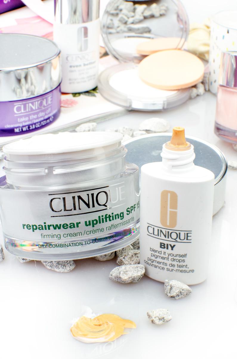 Clinique BIY Blend It Yourself Pigment Drops & Repairwear