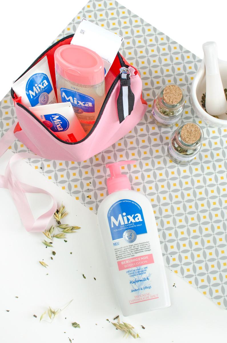 Mixa Körperpflege in Apotheken-Standard aus der Drogerie   Handcreme
