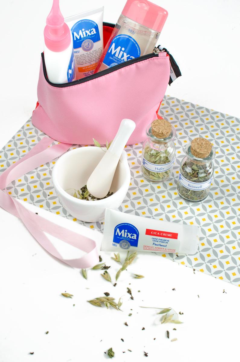 Mixa Körperpflege in Apotheken-Standard aus der Drogerie | Cica Heilcreme