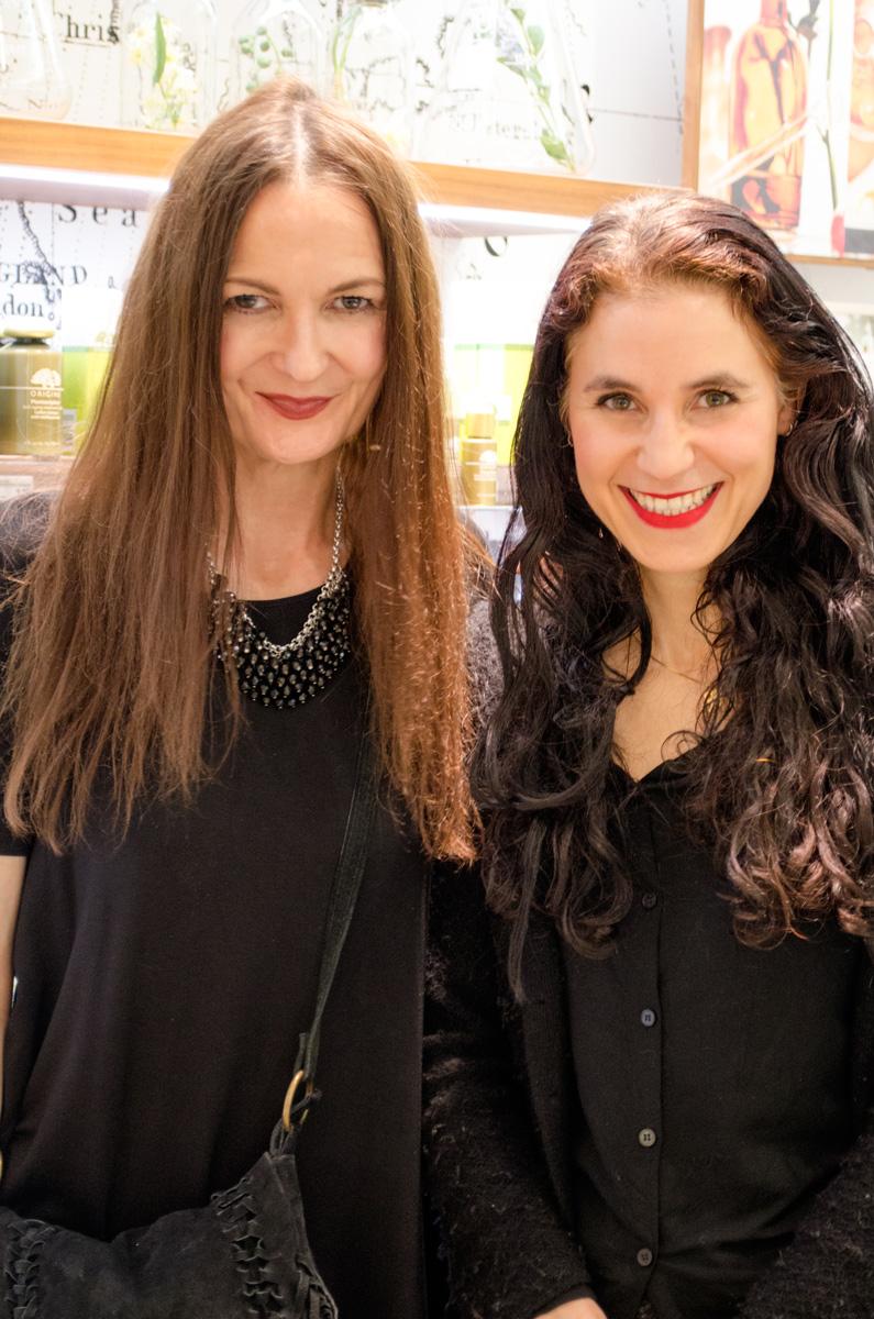 #MyPerfectWorld stylepeacock's Origins-Event im Douglas in Berlin | Samia und ich