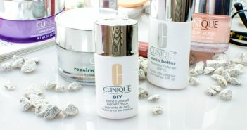 Clinique BIY Blend It Yourself Pigment Drops & Repairwear & Moisture Surge & Even Better Sun Protection