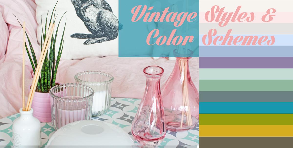 4 vintage interior trends die du kennen solltest. Black Bedroom Furniture Sets. Home Design Ideas