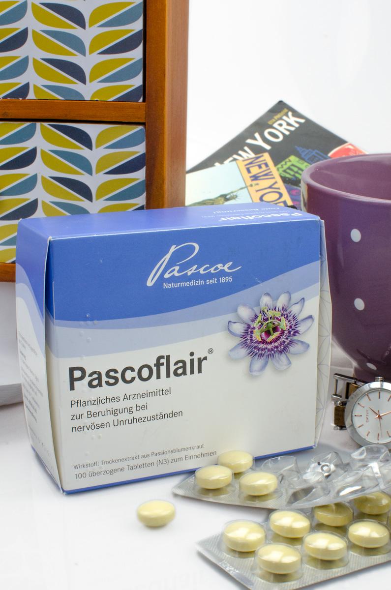 Pascoe Narurmedizin Pascoflair für mehr innere Ruhe mit Passionsblumen Trockenextrakt