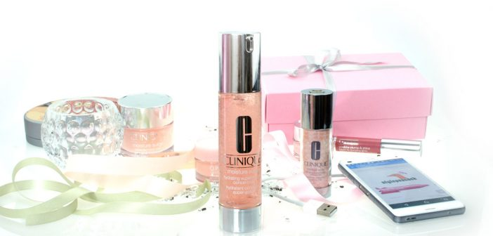 Clinique Feuchtigkeitspflege Moisture Surge Hydrating Supercharged Concentrate Serum
