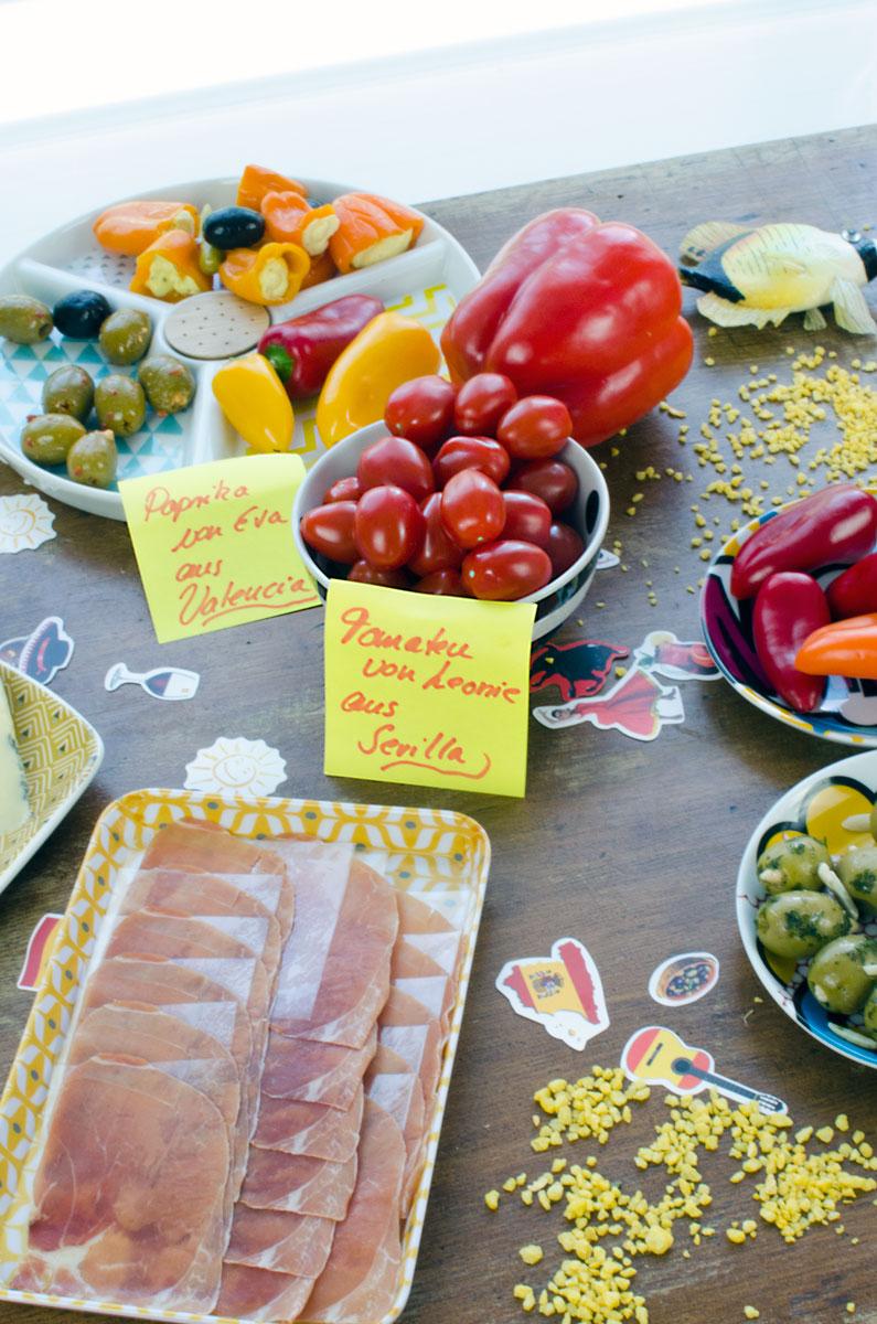 Viva Espana, viva la vida mit Freixenet Cava, dem spanischen Sekt