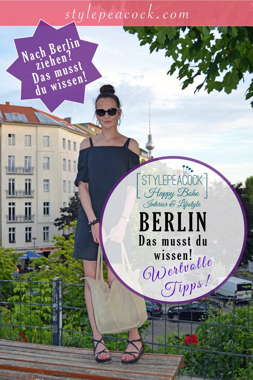 Moving to Berlin | Nach Berlin ziehen? | Das musst du wissen!
