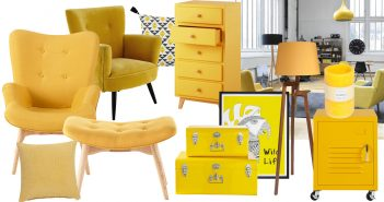 Dekotrend Gelb | All Yellow Homedecor