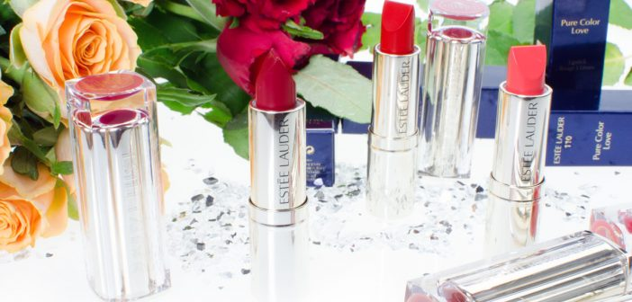 Estée Lauder Pure Color Love Lipsticks