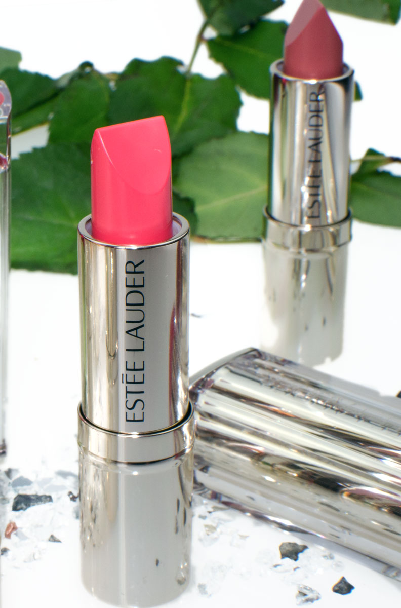 Estée Lauder Pure Color Love Lipsticks | Die Lipppenstiftfrom | Die Swatches