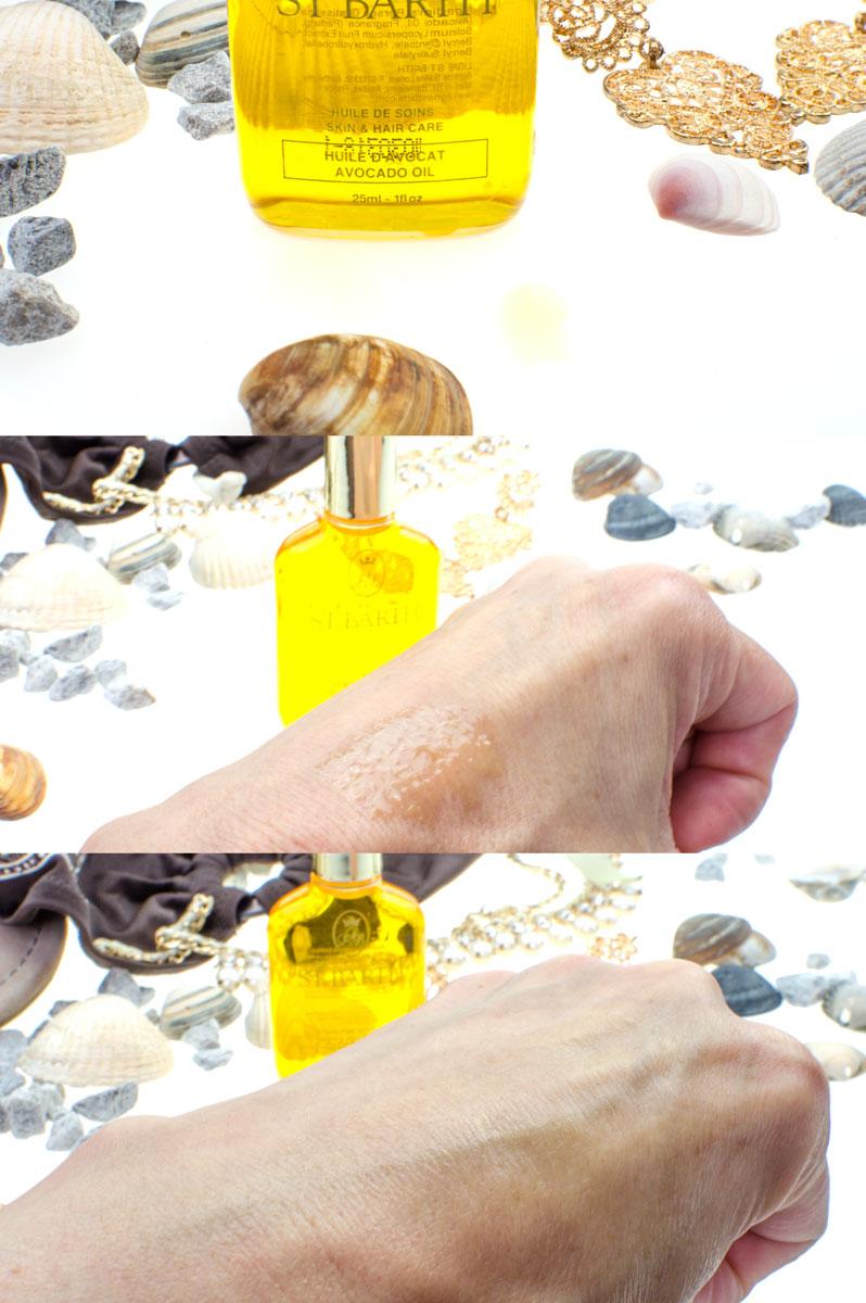 Hilfe für trockenes Haar | Avocado Öl LIGNE ST BARTH