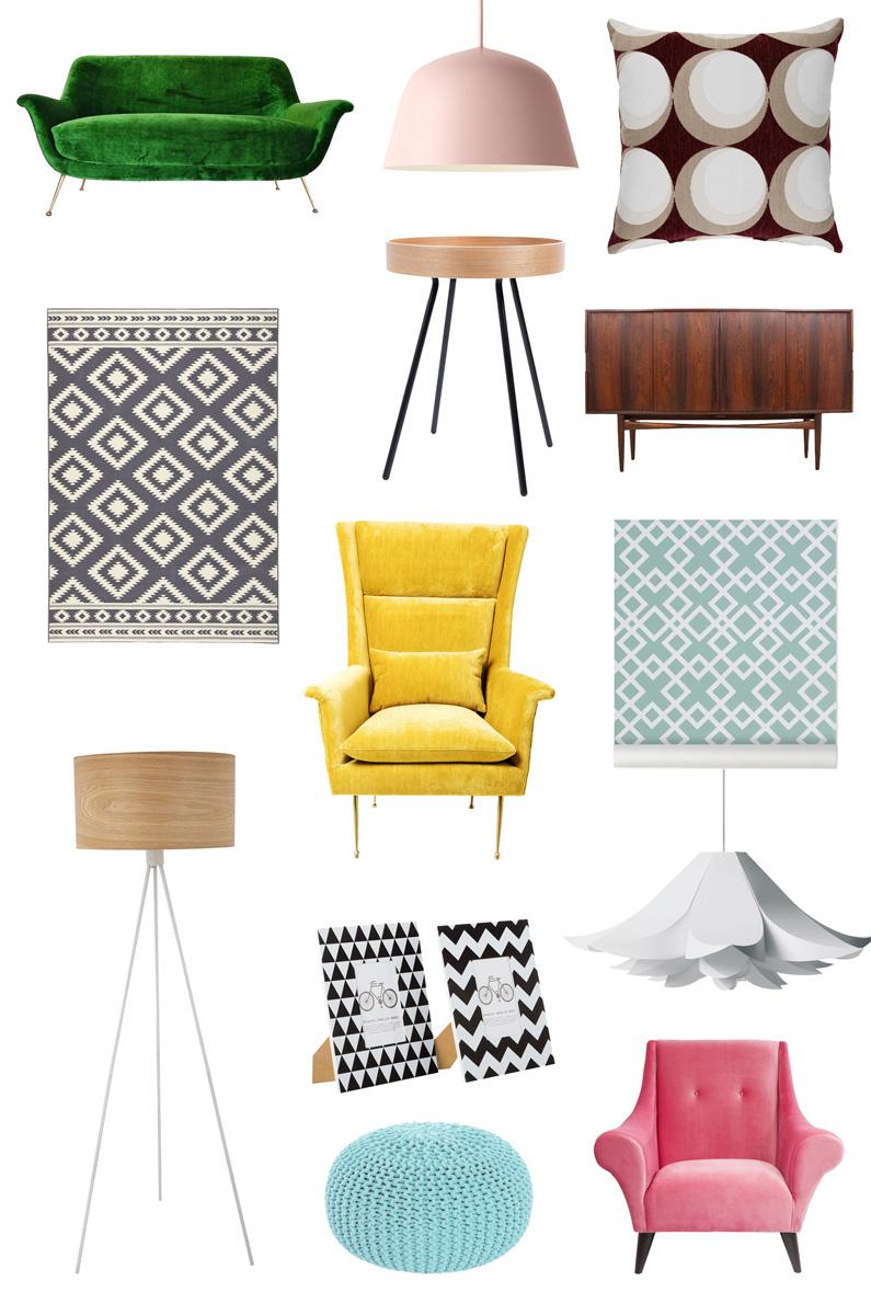 Vintage-Style | Mein neues Wohnzimmer / Tolle Vintage-Stücke