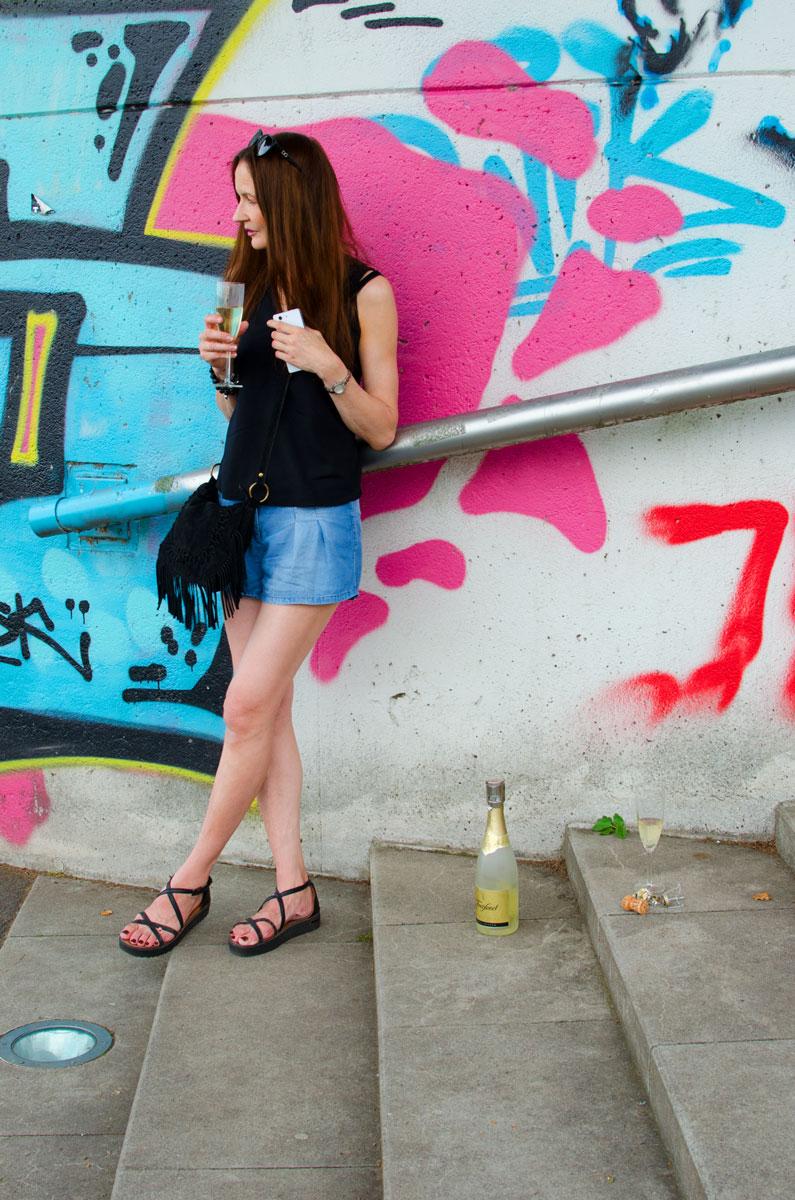 Sommerflirt mit Freixenet Cava Sekt