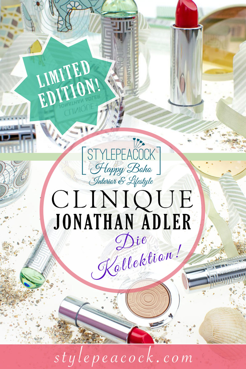 [anzeige]Jonathan Adler X Clinique Limited Edition