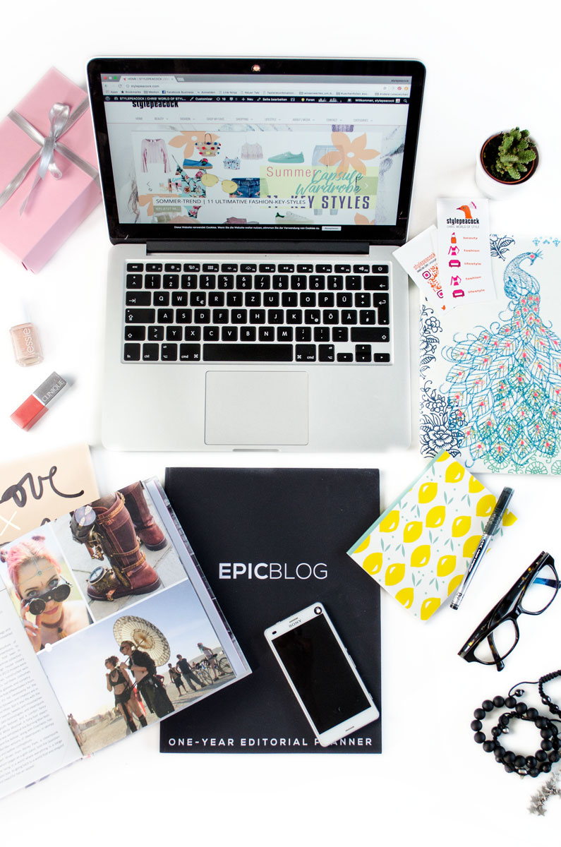 Richtige Kennzeichnung von Beiträgen, Blog Posts und Instagram