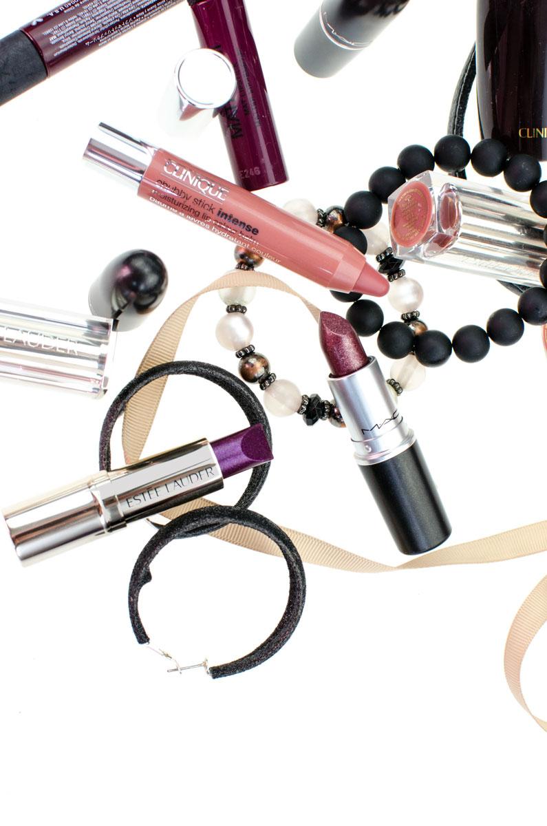 Stylepeacock TOP 5 2017 / BLOGPARADE Meine Lippenstifte für den Herbst | Clinique Chubby Curviest Caramel | Estée Lauder Nova Noir | Mac Hades Fire