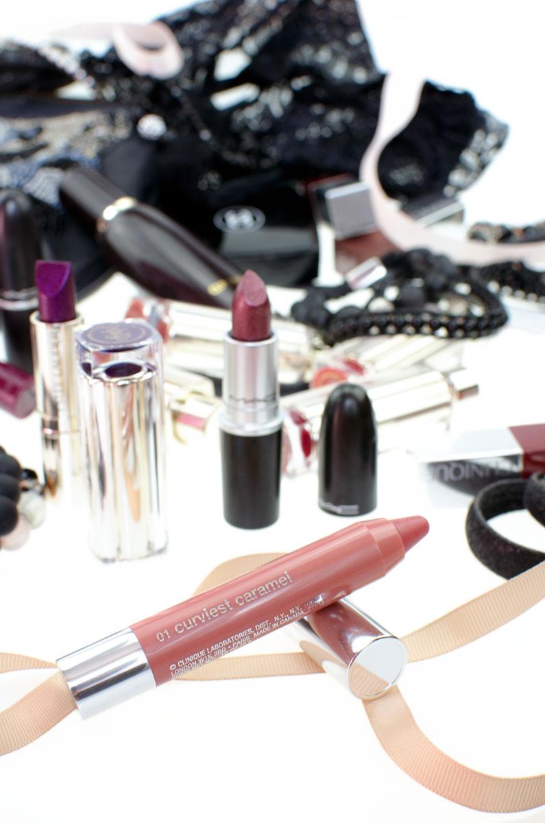 BLOGPARADE Meine Lippenstifte für den Herbst | Clinique Chubby Curviest Caramel