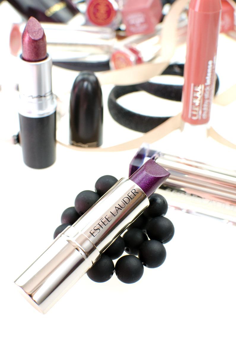 BLOGPARADE Meine Lippenstifte für den Herbst | Estée Lauder Pure Color Love Nova Noir