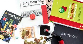 Vom Bloggen leben? Die Wahrheit über das Bloggen!