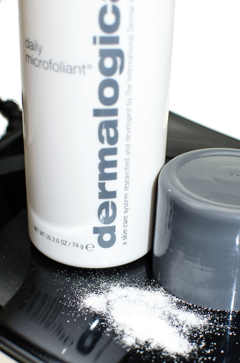 dermalogica PreCleanse Oil & Daily Microfoliant Peeling Powder
