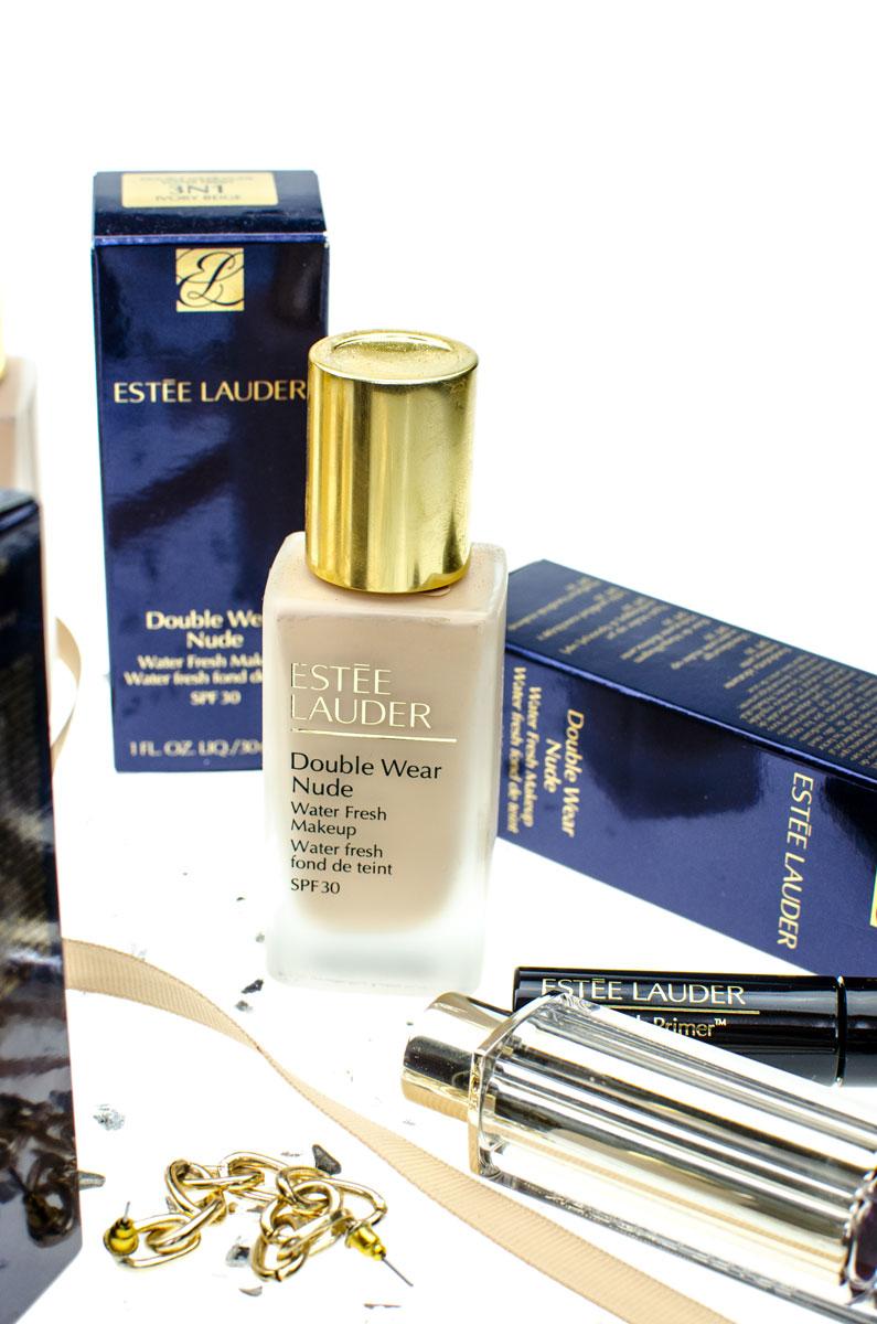 [beinhaltet werbung]Double Wear Nude Water Fresh Makeup SPF 30 | Lighweight Foundation