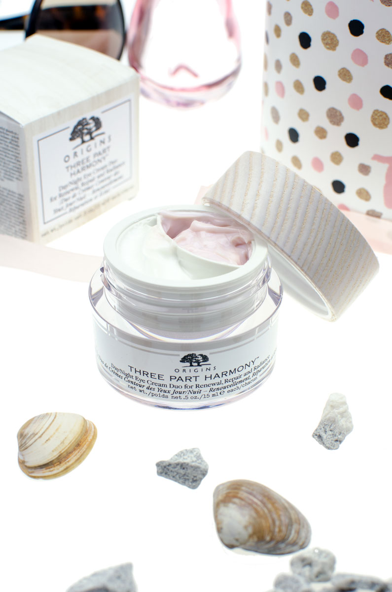 THREE PART HARMONY DAY/NIGHT EYE CREAM