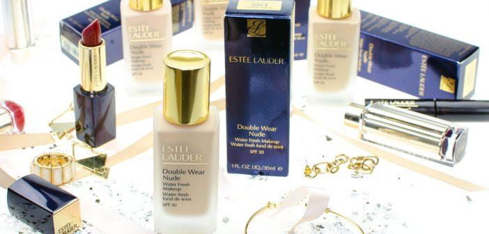 Double Wear Nude Water Fresh Makeup SPF 30   Lighweight Foundation