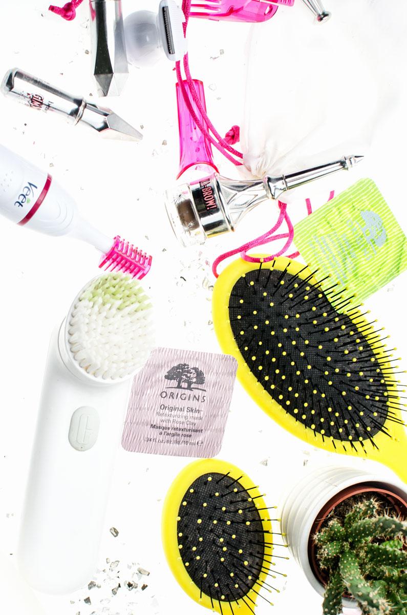 Blogparade/ Meine 3 liebsten Beautytools